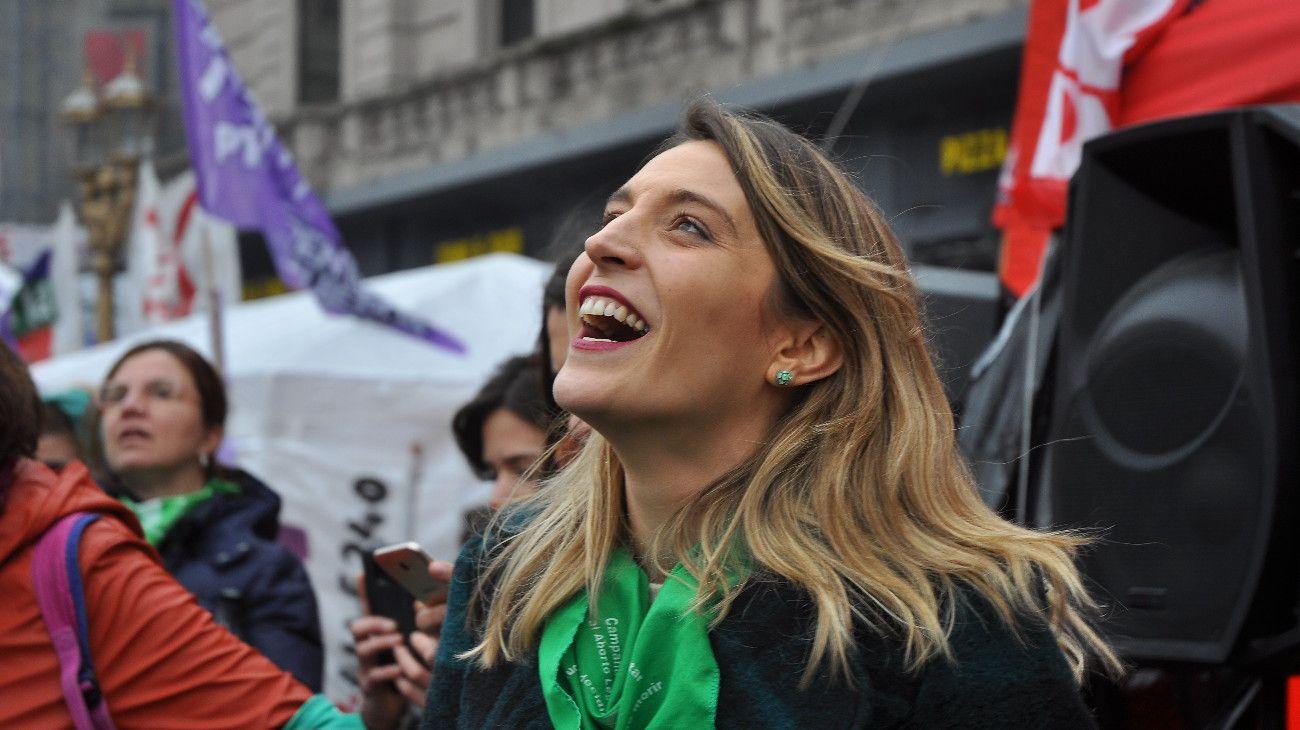 Manuela Castañeira.