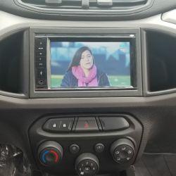 Alarma y pantalla LCD táctil de Chevrolet Onix Joy Maxx y Prisma Joy Maxx.