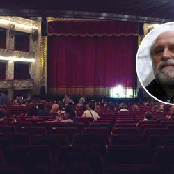 Tras conocerse las cifras de la cámara de empresarios teatrales con una caida del 65,72% de público, Daniel Grinbank tuitió indignado.