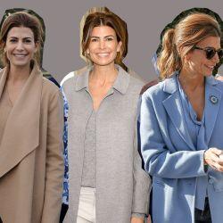 El tapado: la prenda favorita de la primera dama