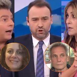 Intrusos habló del ADN de Raúl Taibo y Claudia Zucco