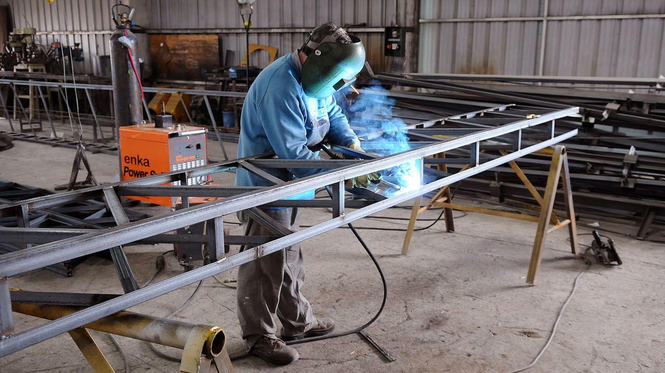 La utilización de la capacidad instalada industrial volvió a caer en septiembre