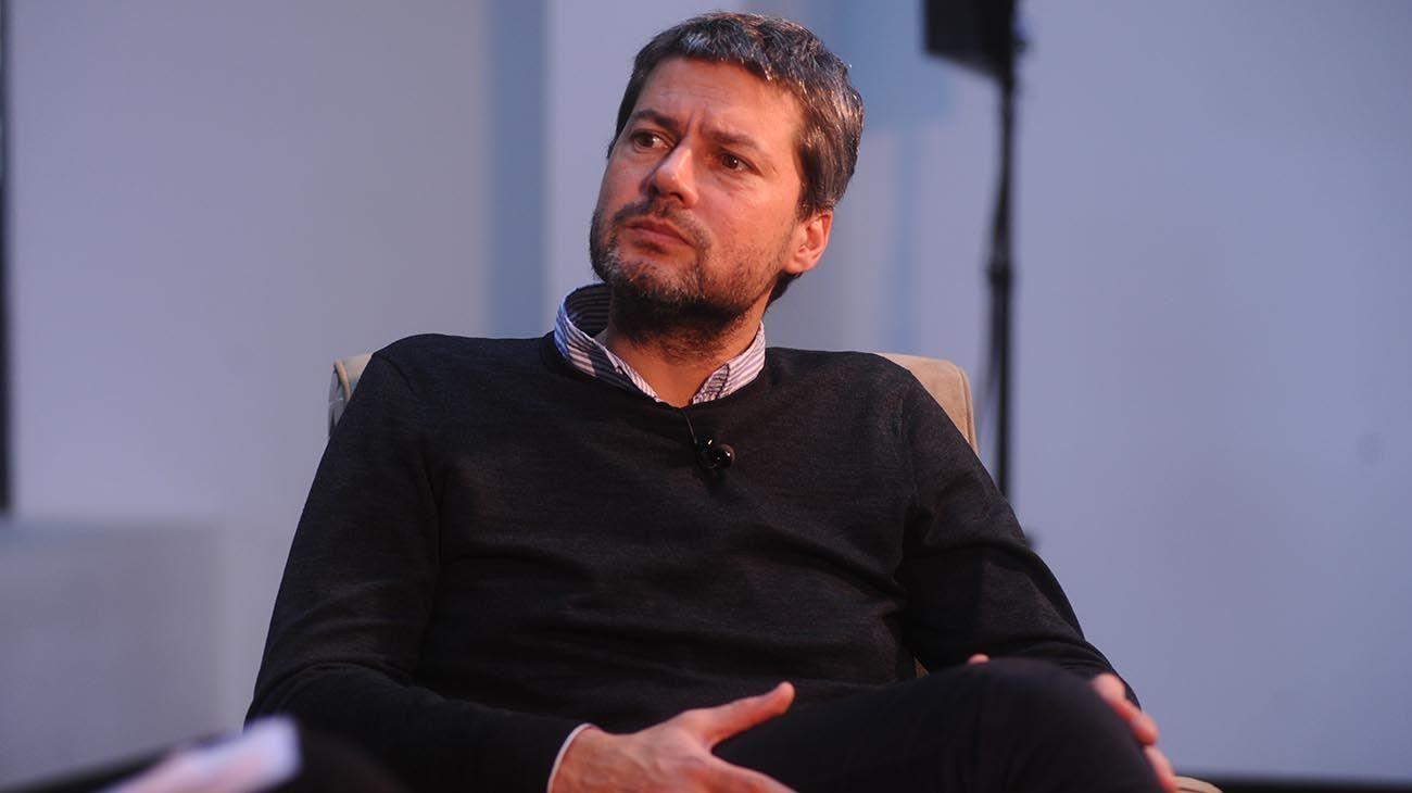 """Matías Lammens, sobre la campaña sucia: """"Es una maniobra para no hablar de  la economía""""   Perfil"""
