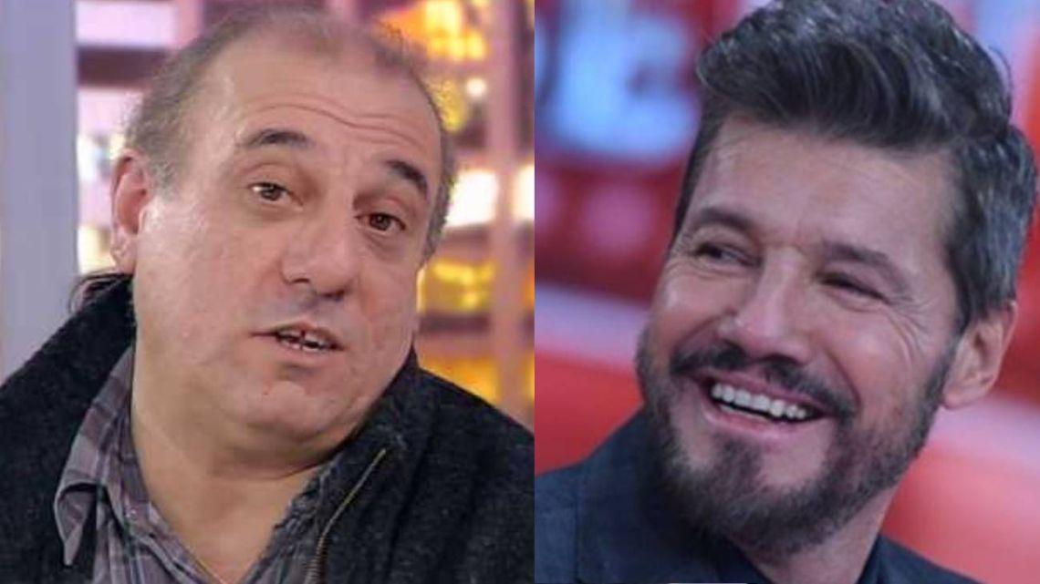 """Toti Ciliberto y su dura lucha contra las drogas: """"Tinelli me ayudó a salir"""""""