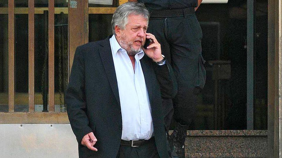 El fiscal federal Carlos Stornelli