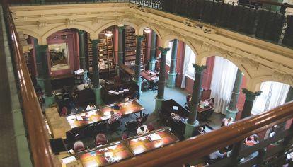 Biblioteca Nacional de Maestros.