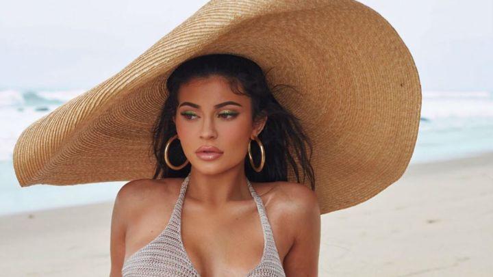 El motivo por el que Kylie Jenner no quiere borrar las estrías que le dejó el embarazo