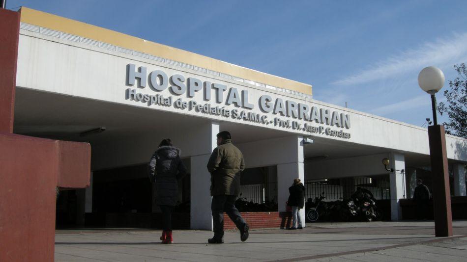 Hospital Garrahan 26072019