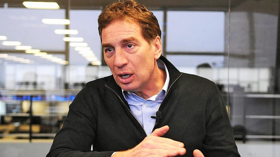 Diego Santilli, vicejefe de gobierno porteño.