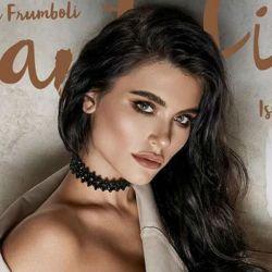 Eva de Dominici se desnudó para una revista norteamericana