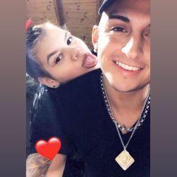 Morena Rial y Enrique Sánchez, ¿ya viven juntos?