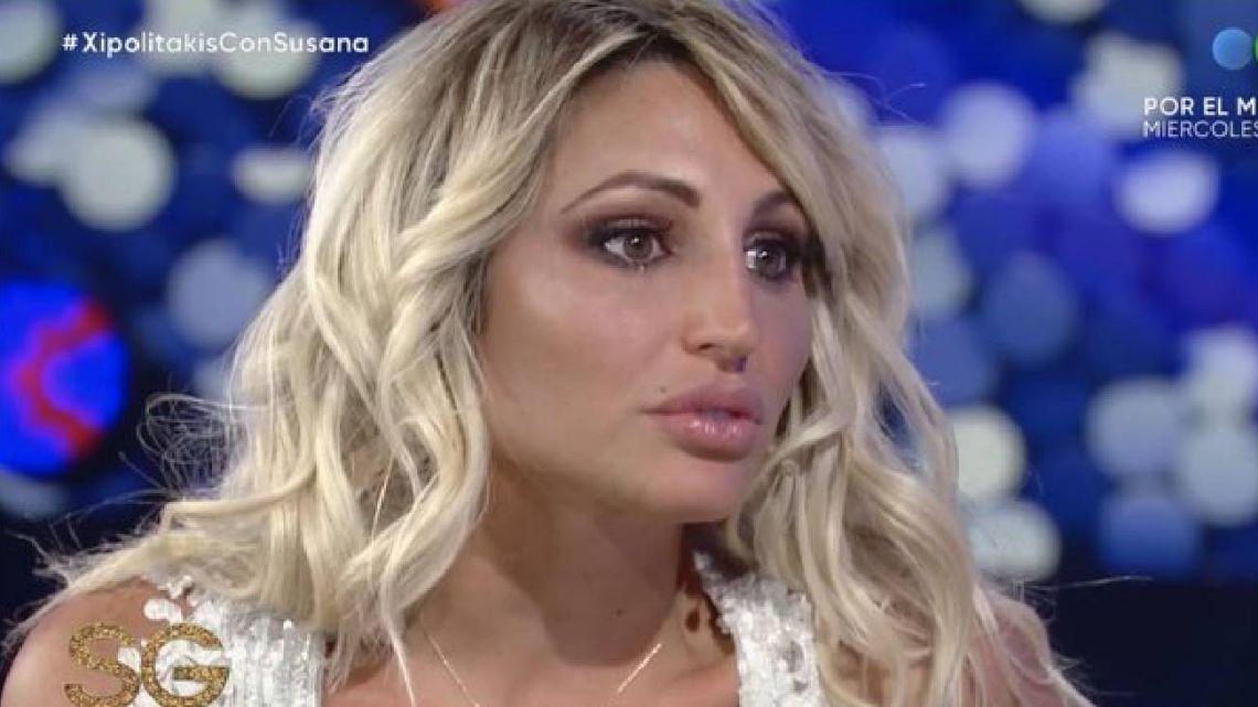 "Vicky Xipolitakis sobre Javier Naselli: ""Estoy viviendo el peor momento de mi vida"""