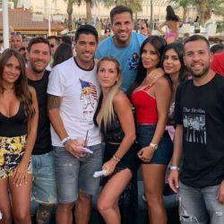 El descargo de Leo Messi por su pelea en Ibiza