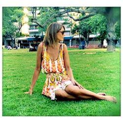 Las fotos hot de Verónica Monti, la novia de Sergio Denis