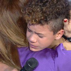 Lizy Tagliani, emocionada hasta las lágrimas con una dura historia de bullying