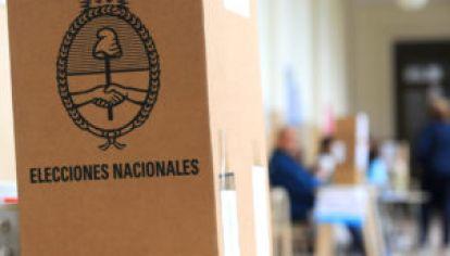 Este domingo 27 de octubre serán las elecciones nacionales en Argentina.