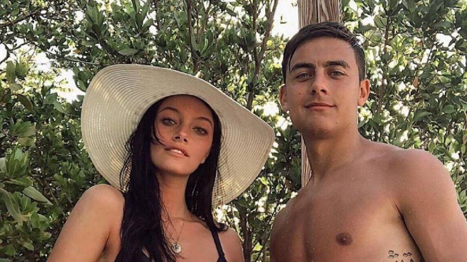 El sensual desnudo de Oriana Sabatini ¡con reacción de Dybala incluído!