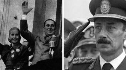 De Perón a Videla