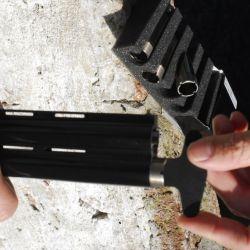 La elección del diámetro correcto depende de múltiples factores. Básicamente, cuanto más lejos pretendamos llegar con las municiones agrupadas, más cerrado debe ser el orificio.