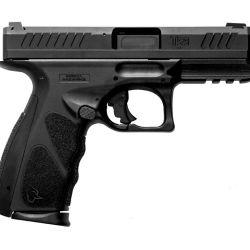 Taurus TS9, para competir de igual a igual en el segmento de las pistolas striker fired con armazón de polímero.