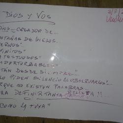 El último poema de Sergio Denis a su novia antes de la tragedia