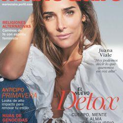 Especial belleza, agosto en Marie Claire