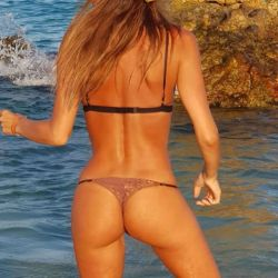 Pampita en Ibiza