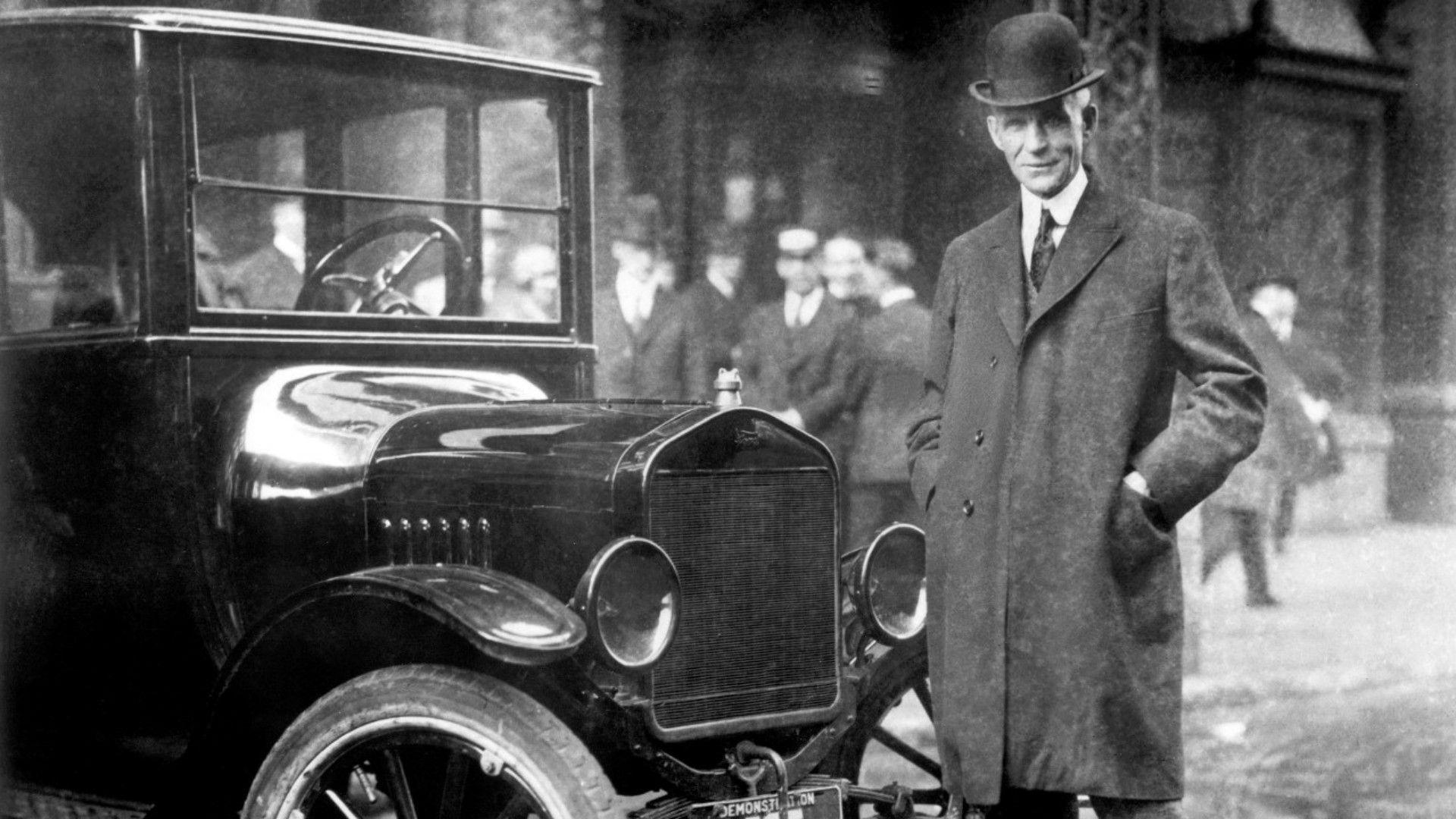 Parabrisas | Henry Ford, un revolucionario de la industria automotriz