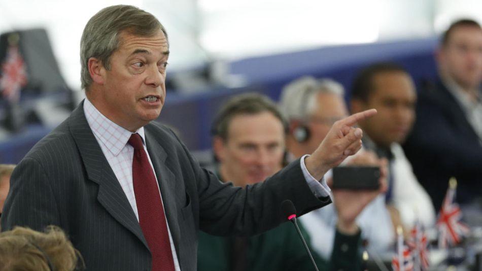 Nigel Farage 30072019
