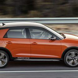 Audi A1 Citycarver edition one.