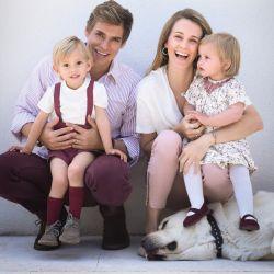 Carlos Baute fue papá por tercera vez, nació su segunda niña