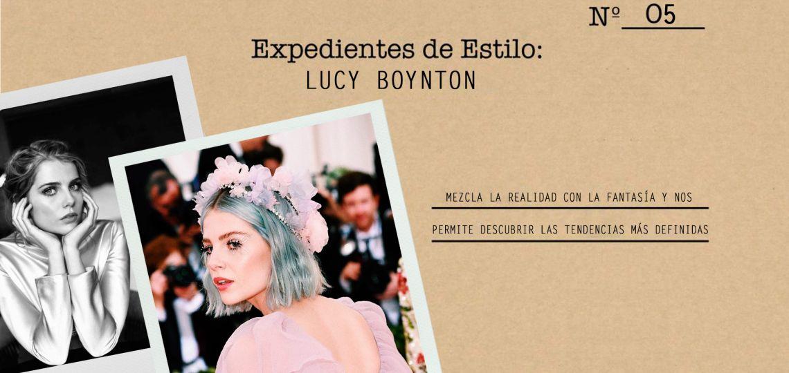 Expedientes de estilo: Lucy Boynton, la actriz de Bohemian Rhapsody