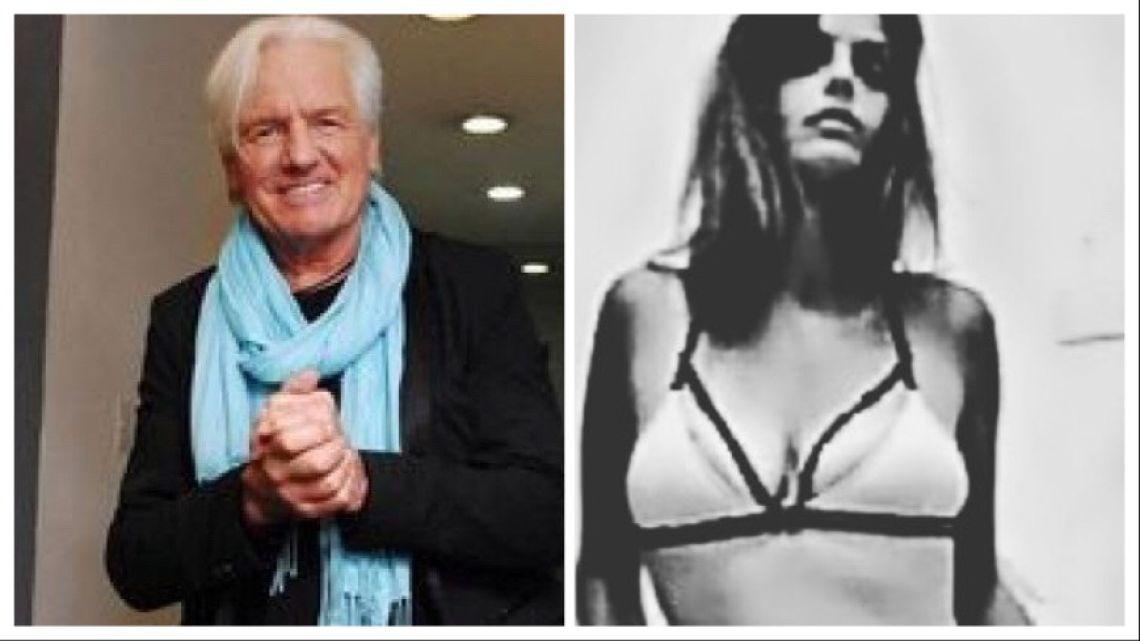 Las nuevas fotos ultra hot de Verónica Monti, la última mujer de Sergio Denis