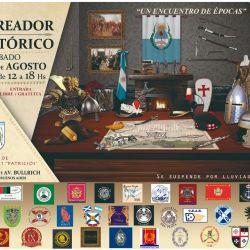 E Día del Recreador Histórico que se celebra cada 31 de julio en homenaje a San Ignacio de Loyola, primer general español de la Compañía de Jesús.