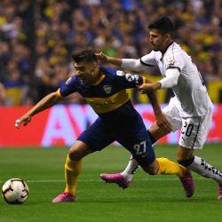 Boca vs Liga de Quito