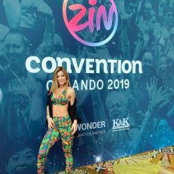 Jésica Cirio incendió las redes sociales en ropa interior negra