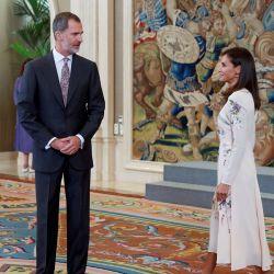 La tensa relación entre los reyes Letizia y Felipe