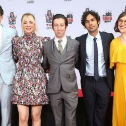 Una figura de The Big Bang Theory no habla con sus compañeras