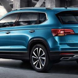 Volkswagen Tarek (Tharu en China)
