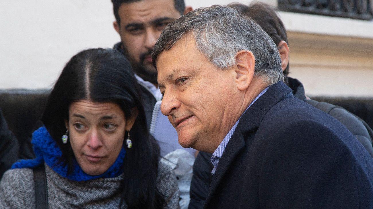 El gobernador de Chaco, Domingo Peppo.