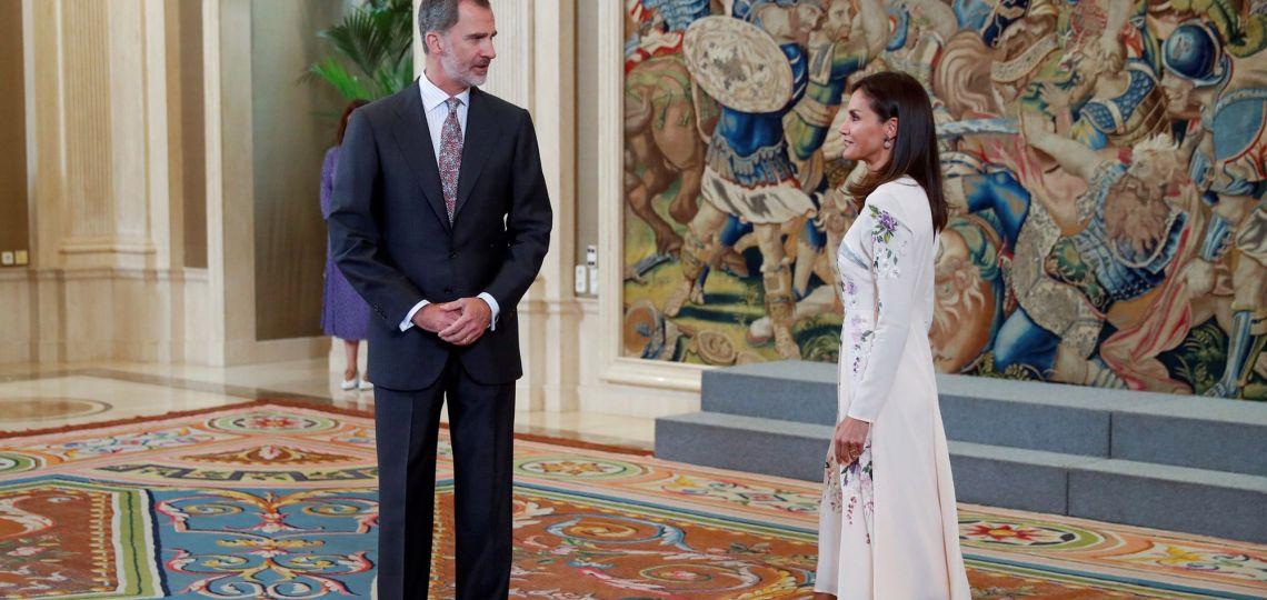 La última pelea entre los reyes Felipe y Letizia