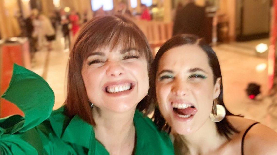 Araceli y Flor Torrente