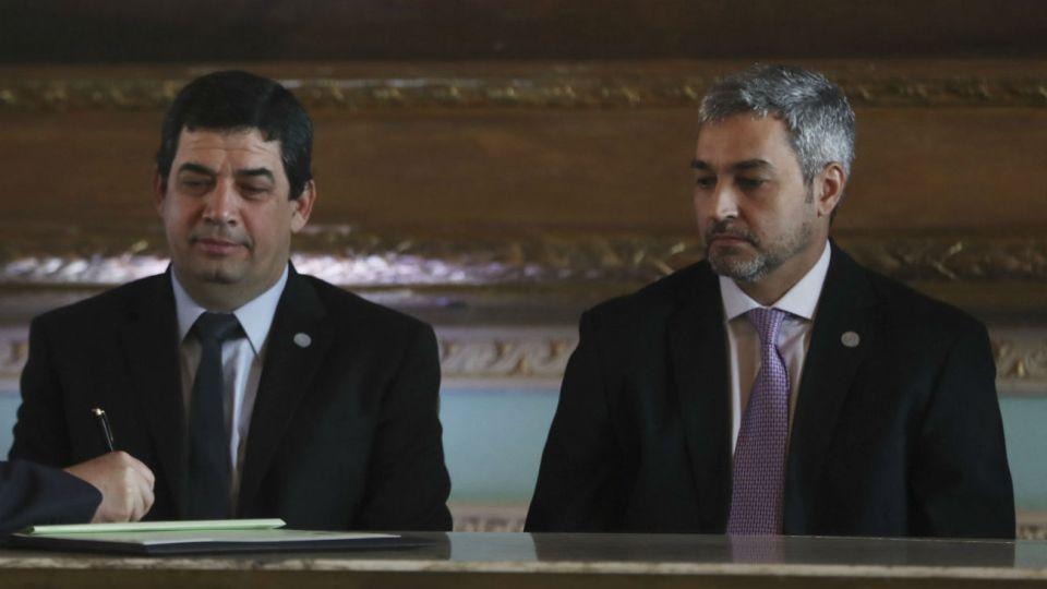 Paraguay: impulsan un impeachment a Mario Abdo y a su vicepresidente   Perfil