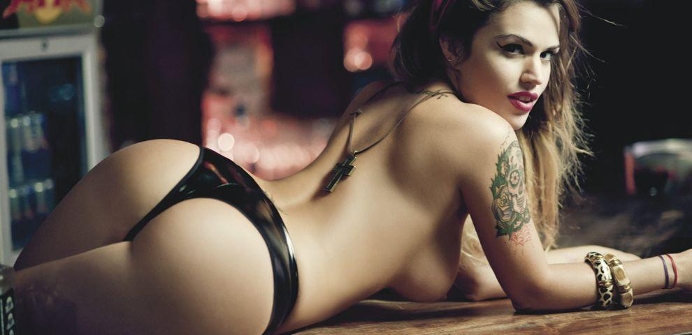 La Foto Hot De Sofia Clerici Revista Hombre