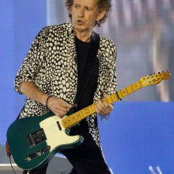 Keith Richards dio indicios del regreso de los Rolling Stones a la Argentina