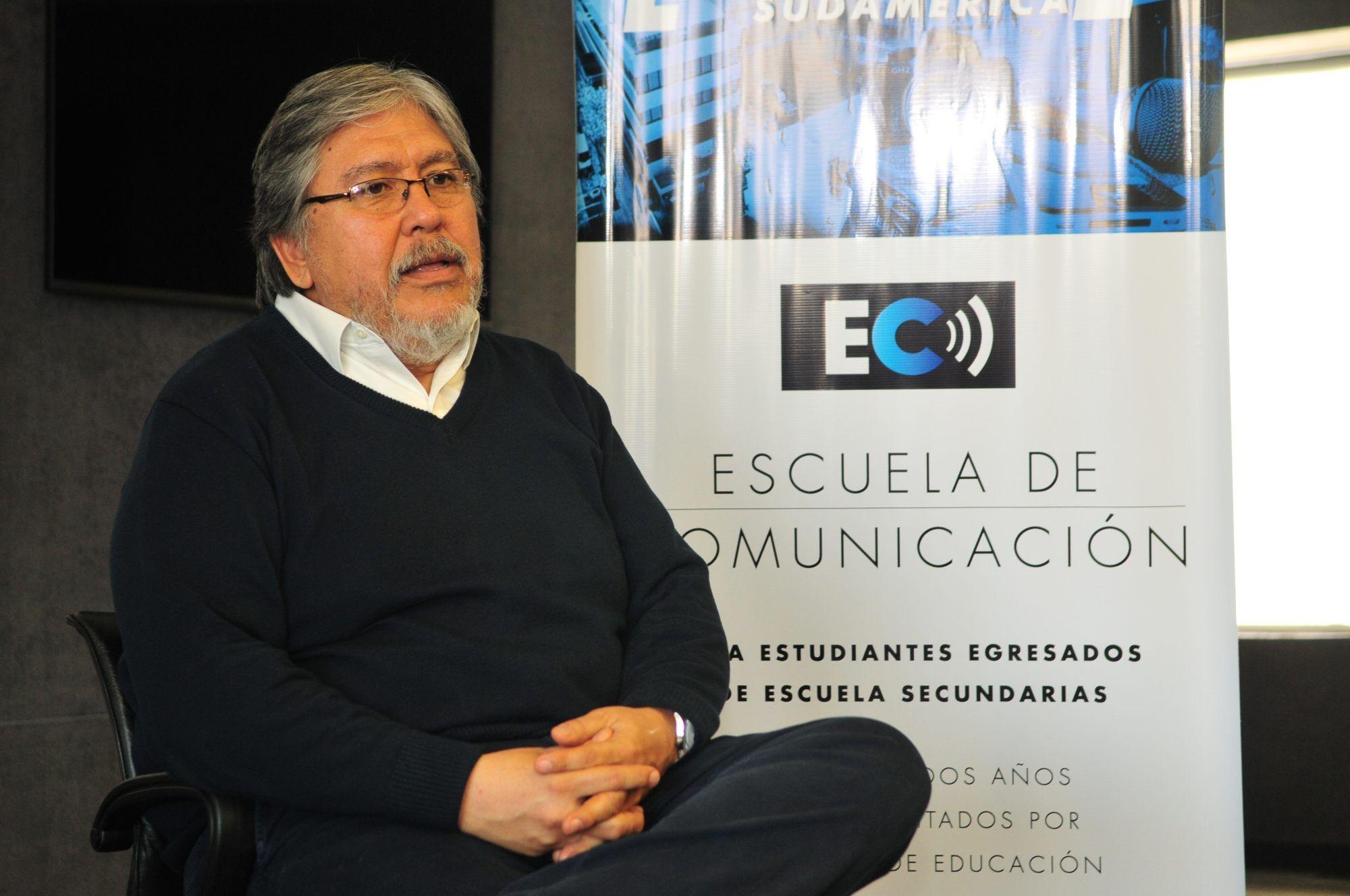 "Fernando ""Chino"" Navarro: ""Axel Kicillof no era mi candidato ideal"""