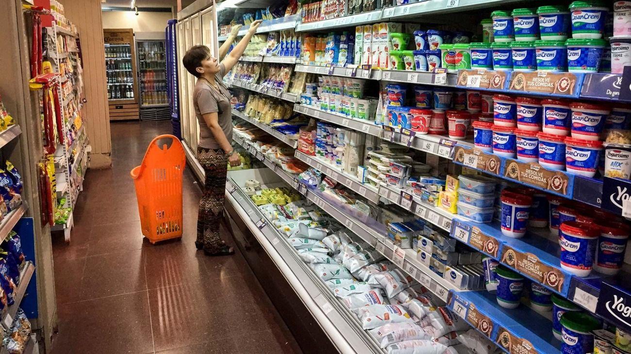 La inflación de julio fue 2,4%, según los economistas que consulta el BCRA