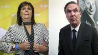 Patricia Bullrich y Miguel Ángel Pichetto 08022019