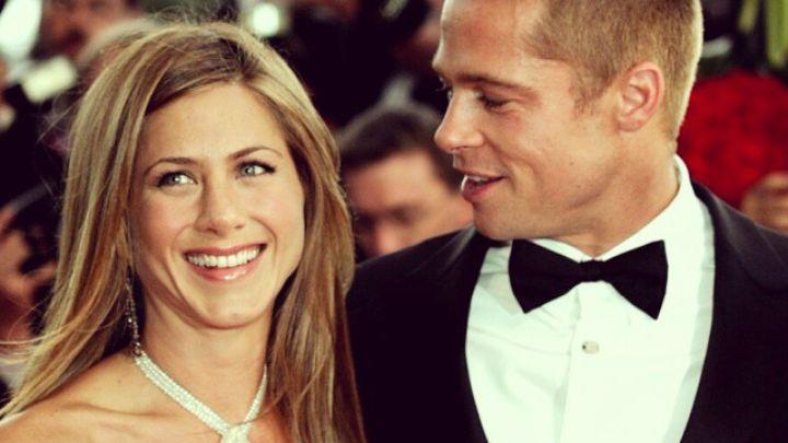 Brad Pitt reveló por qué se separó de Jennifer Aniston