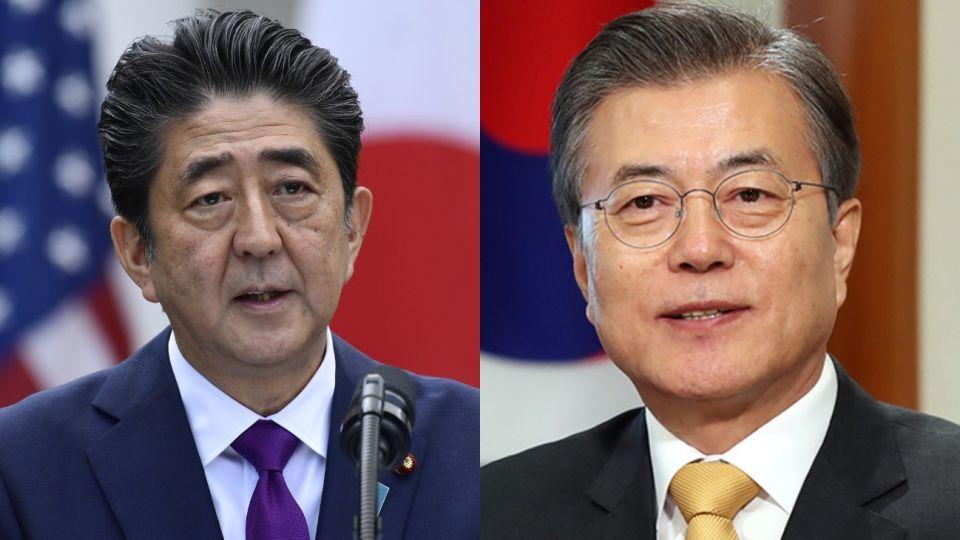 Aumentó la tensión entre Corea del Sur y Japón.